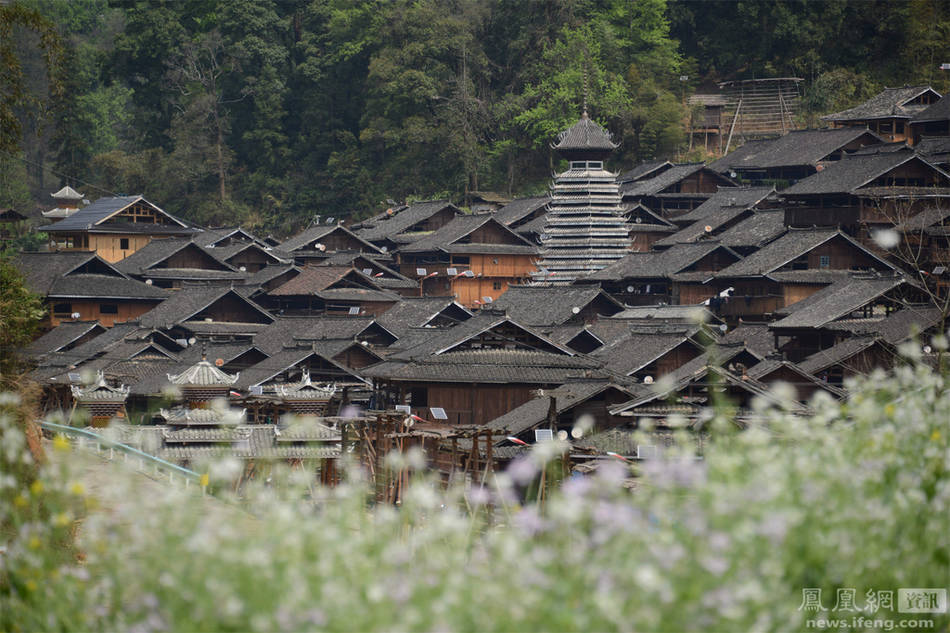 一个700年来不外娶、不外嫁的村寨