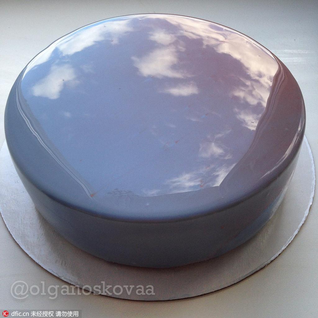 Make Cake Icing Look Smooth