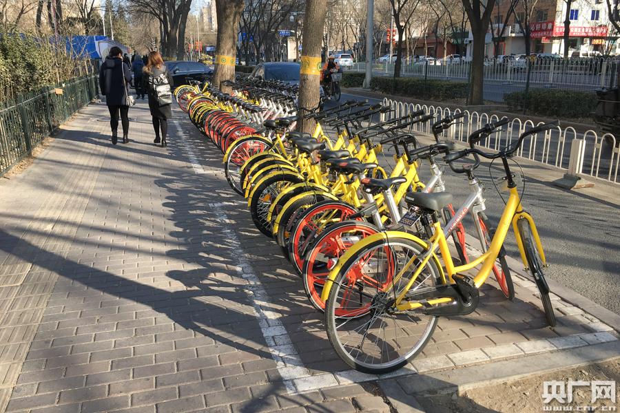"""共享单车:市民素质的""""照妖镜"""""""