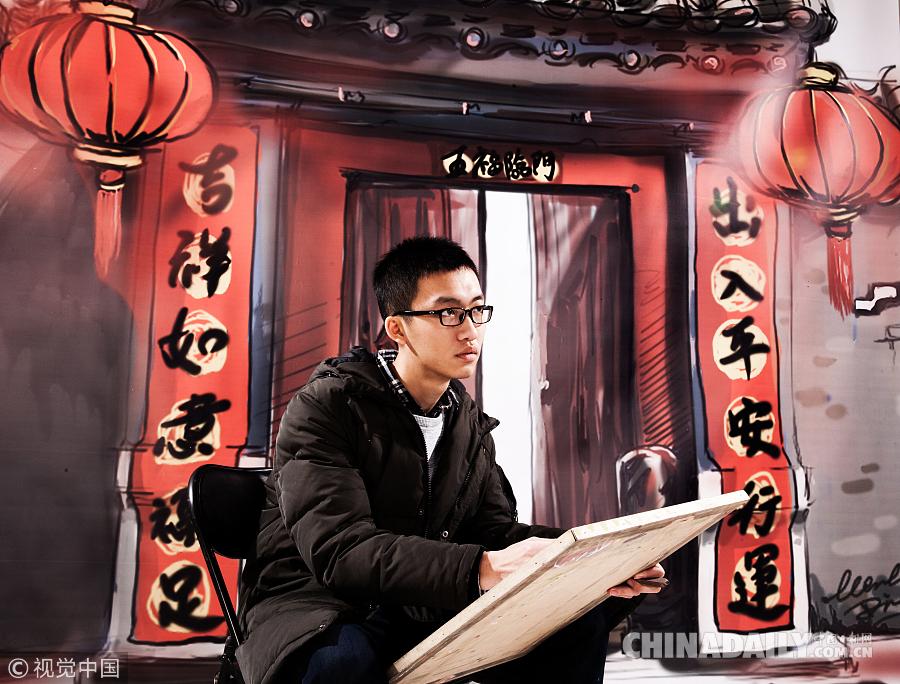 北京:探访春节不回家的北漂